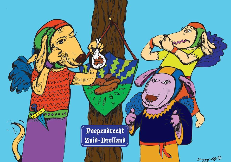 Maak van Papendrecht geen Poependrecht Zuid-Drolland