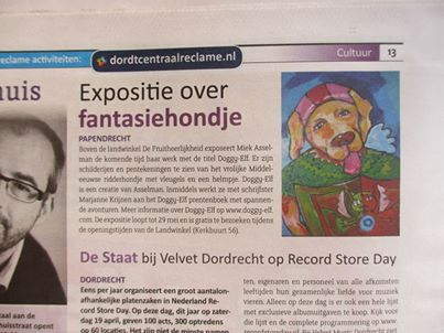 Expositie Doggy-Elf