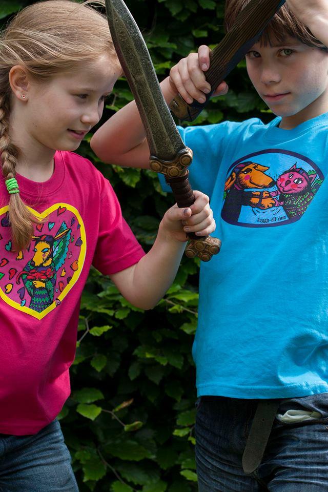 kindert-shirts