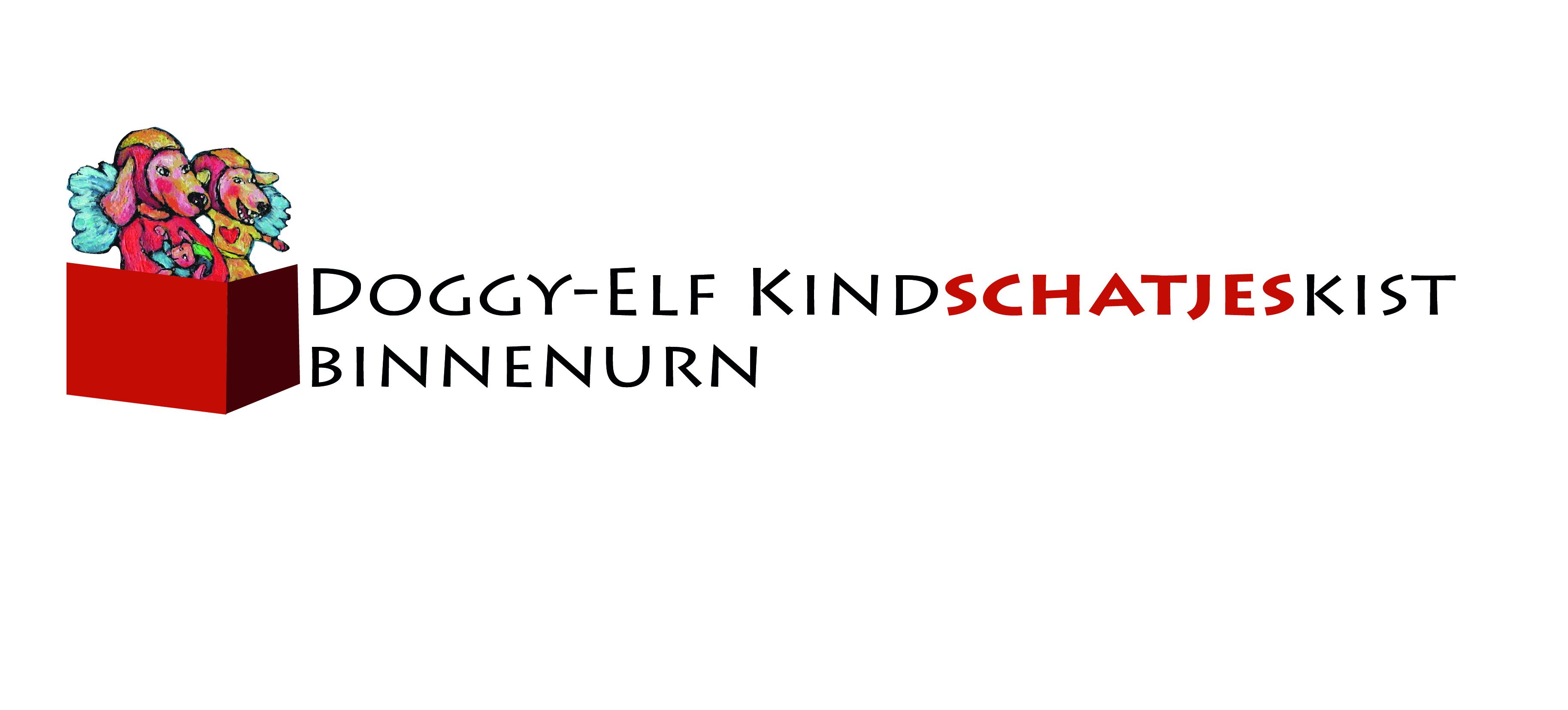 Doggy-Elf schatjeskist - binnenurn logo