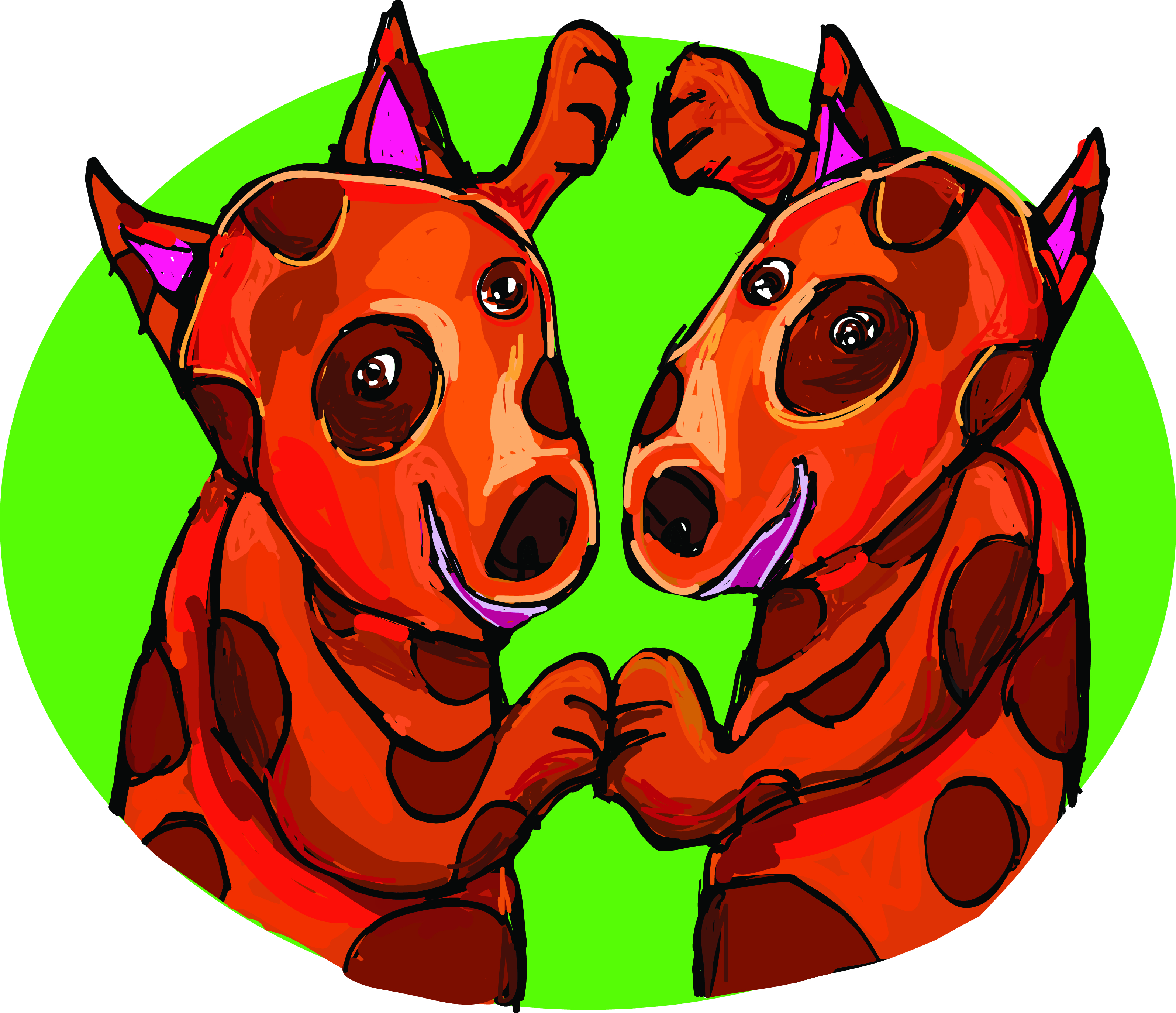 Horoscoop voor Me & My Dog Tweelingen