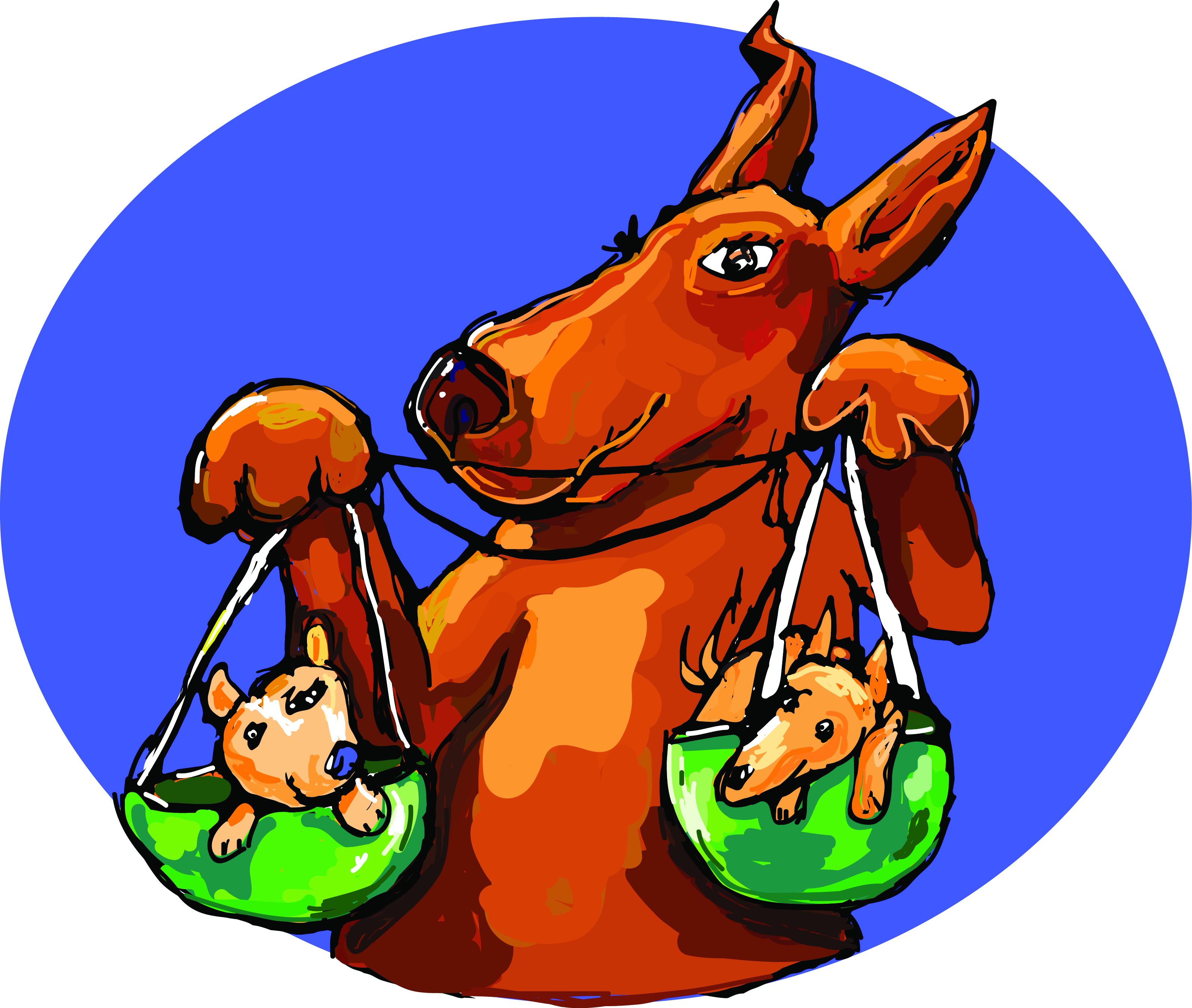 Horoscoop voor Me & My Dog Weegschaal